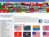 Browse Life In Flying Color