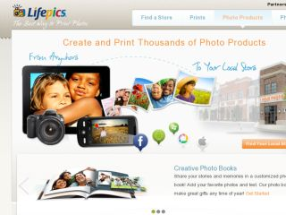 Shop at lifepics.com
