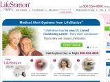 Browse Lifestation Medical Alert System