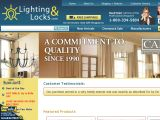 Browse Lighting And Locks