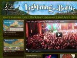 Browse Lightning In A Bottle
