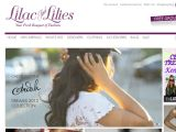 Browse Lilac And Lilies