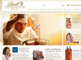 Shop at lindtusa.com