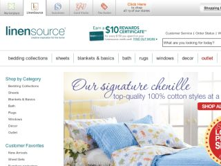 Shop at linensource.com