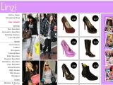 Browse Linzi Shoes