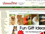 Browse Lionsco Pet Products