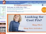 Browse Little Boy Chic