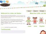Browse Jet Set Mum - Little Jet Setter