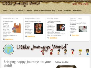 Shop at littlejourneysbabyworld.com
