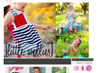 Shop at littlewellies.com