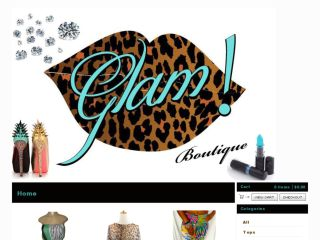 Shop at liveloveglam.bigcartel.com