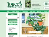 Browse Logees Tropical Plants