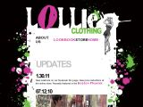Browse Lollie Clothing