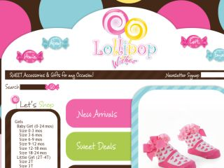 Shop at lollipopwishes.com