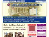 Browse Lone Star House Of Quilts