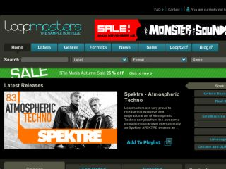 Shop at loopmasters.com