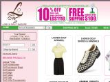 Browse Lori's Golf Shoppe