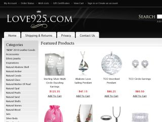Shop at love925.com