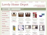 Browse LovelyHomeDepot
