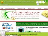 Lovepashminas.com Coupon Codes