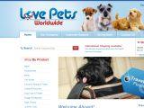 Browse Love Pets Worldwide
