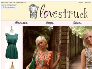 Shop at lovestruckclothing.co.uk
