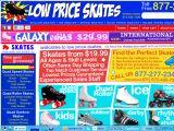Browse Low Price Skates