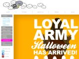 Browse Loyal Army Clothing