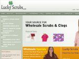 Browse Lucky Scrubs