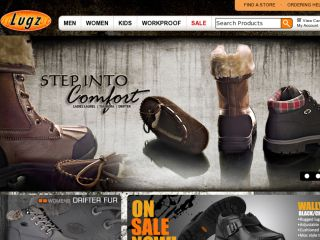 Shop at lugz.ca