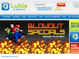 Browse Lukie Games
