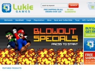 Shop at lukiegames.com