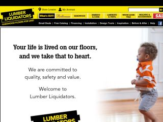 Shop at lumberliquidators.com