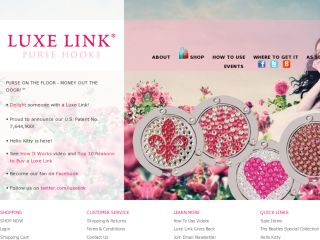 Shop at luxelink.com