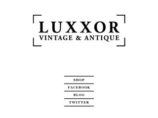 Shop at luxxorvintage.com