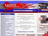 Browse Lyons Performance Llc