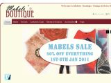 Mabelsboutique.co.uk Coupons