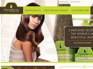 Shop at macadamiahair.com
