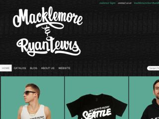 Shop at macklemoremerch.myshopify.com