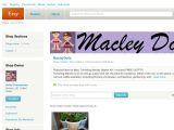 Macleydolls.etsy.com Coupons
