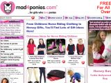 Mad4ponies.com Coupons