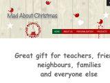Madaboutchristmas.com.au Coupons