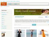 Madampopoffvintage.etsy.com Coupons