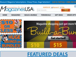 Shop at magazinesusa.com