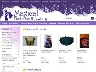 Shop at magicalfashions.com