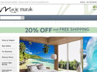 Shop at magicmurals.com