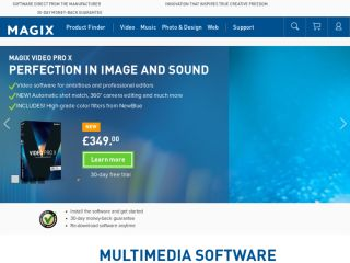 Shop at magix.co.uk
