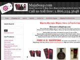 Browse Maja Soap
