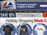 Browse Majestic Athletic