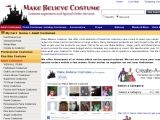 Browse Make Believe Costume